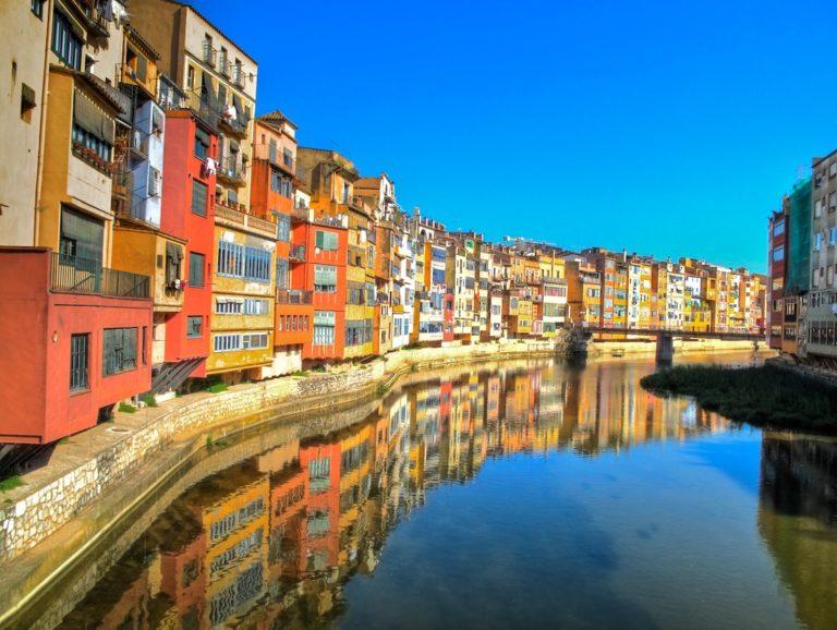 Vast verblijf in Girona-stad